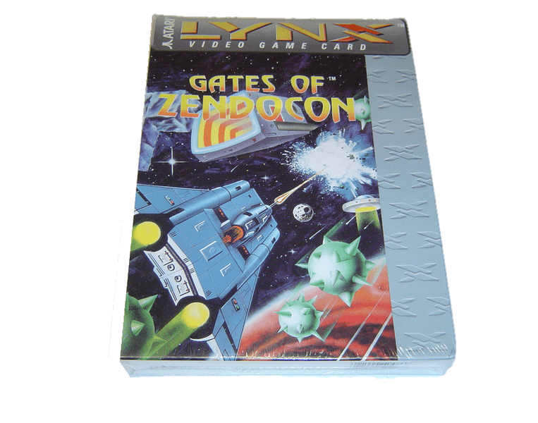 Gates of zendocon atari lynx