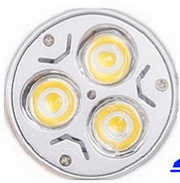 LED Lampa MR16 3100K