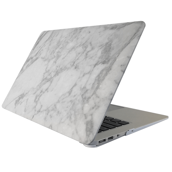 Skal macbook air 11.6-tum – marmor vit