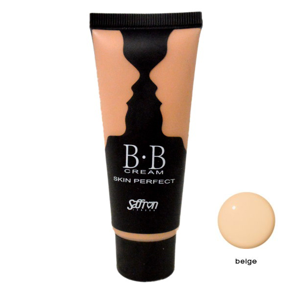 Saffron bb cream skin perfect – beige